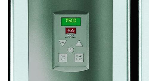 Melitta® 600 - Zeitschaltuhr