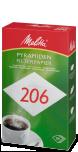 Melitta® Filterpapier PA SF 206 G