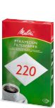 Melitta® Filterpapier PA SF 220 G