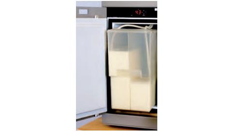 Cafina® ALPHA - 2 melksoorten tegelijk