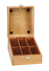 Box aus edlem Birnenholz (klein)