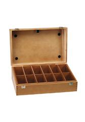 Box aus edlem Birnenholz (groß)